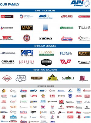 APi Family Of Companies