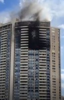 3 Dead in Hawaii High-Rise Fire, No Sprinklers