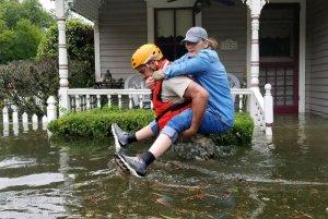 Hurricane Harvey & How We Can Help