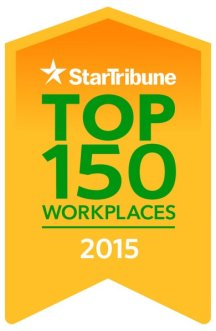 Star Tribune top 150 workplaces 2015