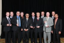 Vipond Systems Group earns five awards at the Notifier Conference in Palm Springs, Calif.