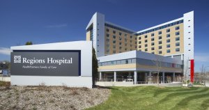 Regions Hospital expansion project - St. Paul, Minn.