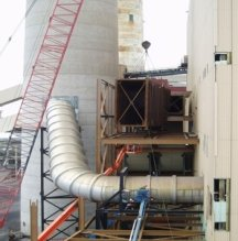 Supply & Return ductwork